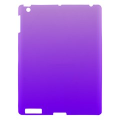 Wisteria To Violet Gradient Apple iPad 3/4 Hardshell Case