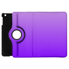 Wisteria To Violet Gradient Apple iPad Mini Flip 360 Case