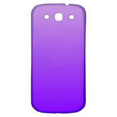 Wisteria To Violet Gradient Samsung Galaxy S3 S Iii Classic Hardshell Back Case