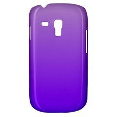 Wisteria To Violet Gradient Samsung Galaxy S3 MINI I8190 Hardshell Case