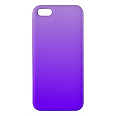 Wisteria To Violet Gradient Iphone 5 Premium Hardshell Case