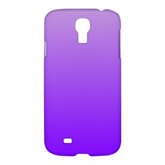 Wisteria To Violet Gradient Samsung Galaxy S4 I9500 Hardshell Case