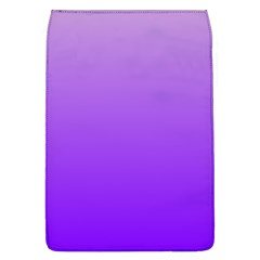 Wisteria To Violet Gradient Removable Flap Cover (Large)