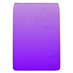 Wisteria To Violet Gradient Removable Flap Cover (Small)