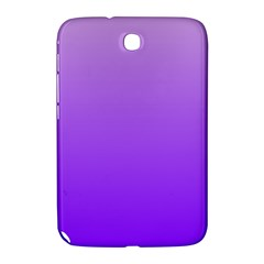 Wisteria To Violet Gradient Samsung Galaxy Note 8 0 N5100 Hardshell Case
