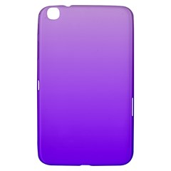 Wisteria To Violet Gradient Samsung Galaxy Tab 3 (8 ) T3100 Hardshell Case