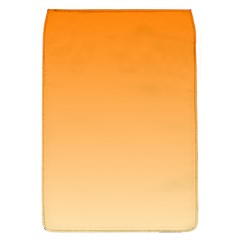 Orange To Peach Gradient Removable Flap Cover (Large)