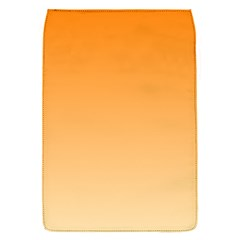 Orange To Peach Gradient Removable Flap Cover (Small)
