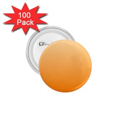 Peach To Orange Gradient 1.75  Button (100 pack)