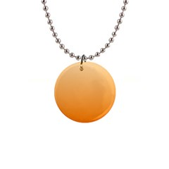 Peach To Orange Gradient Button Necklace