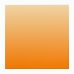 Peach To Orange Gradient Glasses Cloth (Medium, Two Sided)