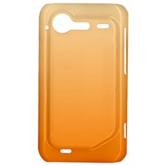 Peach To Orange Gradient HTC Incredible S Hardshell Case