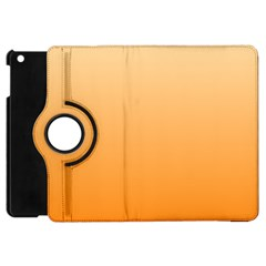 Peach To Orange Gradient Apple iPad Mini Flip 360 Case