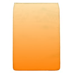 Peach To Orange Gradient Removable Flap Cover (Large)
