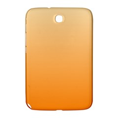 Peach To Orange Gradient Samsung Galaxy Note 8 0 N5100 Hardshell Case