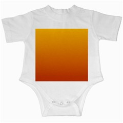 Amber To Mahogany Gradient Infant Creeper