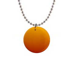 Amber To Mahogany Gradient Button Necklace