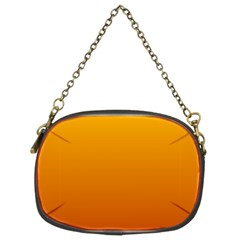 Amber To Mahogany Gradient Chain Purse (Two Side)