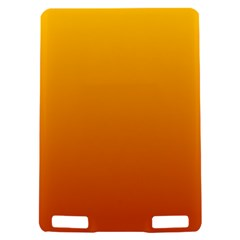 Amber To Mahogany Gradient Kindle Touch 3G Hardshell Case