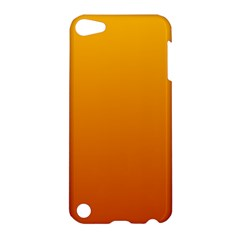 Amber To Mahogany Gradient Apple iPod Touch 5 Hardshell Case