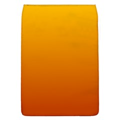 Amber To Mahogany Gradient Removable Flap Cover (large)