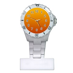 Amber To Mahogany Gradient Nurses Watch