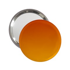 Mahogany To Amber Gradient Handbag Mirror (2.25 )