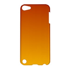 Mahogany To Amber Gradient Apple iPod Touch 5 Hardshell Case
