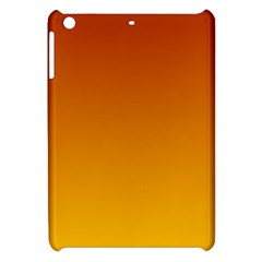 Mahogany To Amber Gradient Apple iPad Mini Hardshell Case