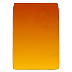 Mahogany To Amber Gradient Removable Flap Cover (Large)