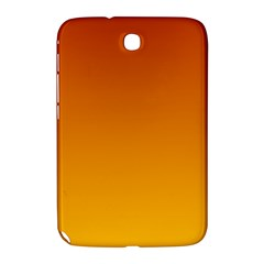 Mahogany To Amber Gradient Samsung Galaxy Note 8.0 N5100 Hardshell Case
