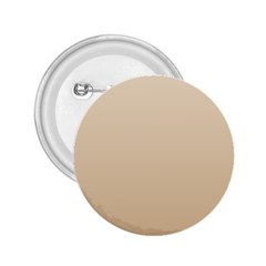 Champagne To Tan Gradient 2.25  Button