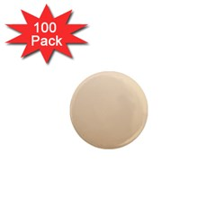 Champagne To Tan Gradient 1  Mini Button Magnet (100 pack)