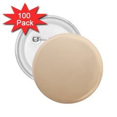Champagne To Tan Gradient 2.25  Button (100 pack)
