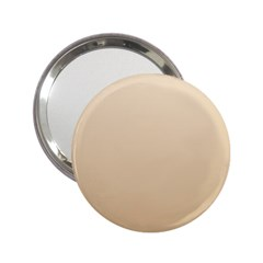 Champagne To Tan Gradient Handbag Mirror (2.25 )
