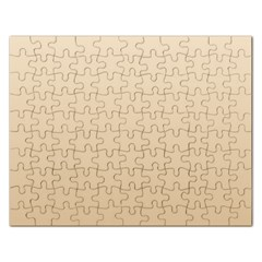Champagne To Tan Gradient Jigsaw Puzzle (Rectangle)