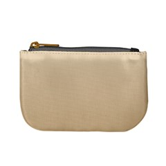 Champagne To Tan Gradient Coin Change Purse
