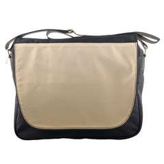 Champagne To Tan Gradient Messenger Bag