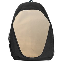 Champagne To Tan Gradient Backpack Bag
