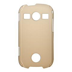 Champagne To Tan Gradient Samsung Galaxy S7710 Xcover 2 Hardshell Case