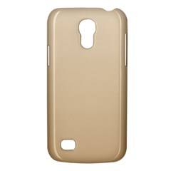 Champagne To Tan Gradient Samsung Galaxy S4 Mini Hardshell Case