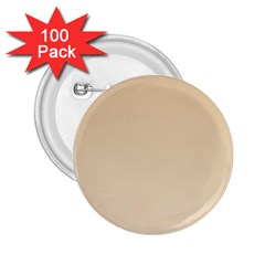 Tan To Champagne Gradient 2.25  Button (100 pack)