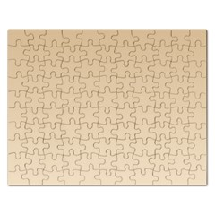 Tan To Champagne Gradient Jigsaw Puzzle (Rectangle)