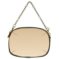 Tan To Champagne Gradient Chain Purse (Two Side)