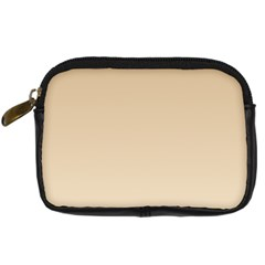 Tan To Champagne Gradient Digital Camera Leather Case