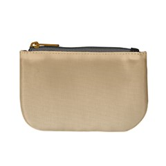Tan To Champagne Gradient Coin Change Purse