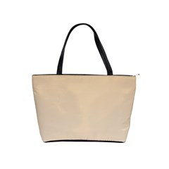 Tan To Champagne Gradient Large Shoulder Bag