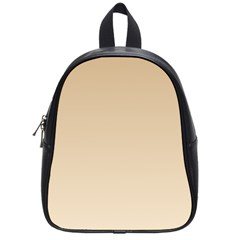 Tan To Champagne Gradient School Bag (small)