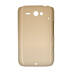 Tan To Champagne Gradient HTC ChaCha / HTC Status Hardshell Case