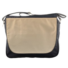 Tan To Champagne Gradient Messenger Bag